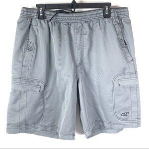 REEBOK CROSSFIT Mens Cargo Athletic Shorts 1186